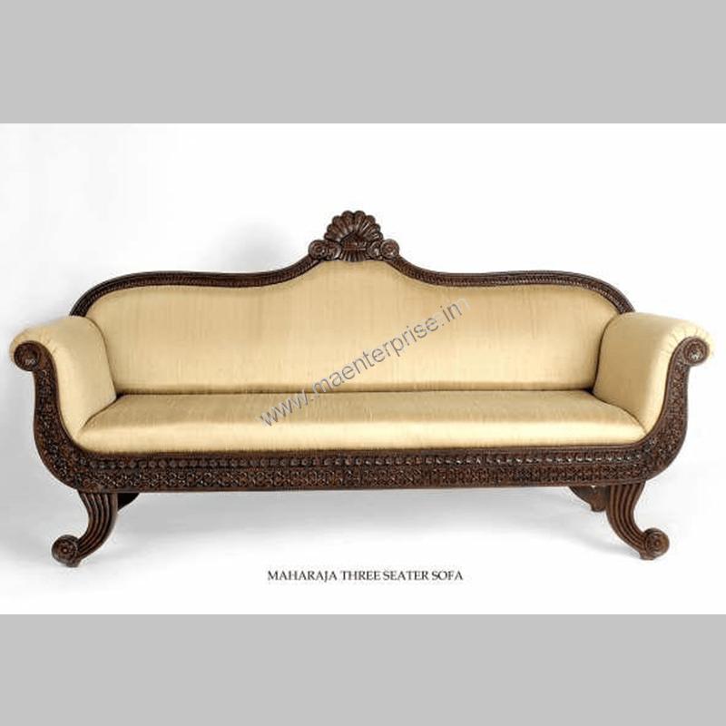 Wooden Carved Sofa Set India Ezhandui Com