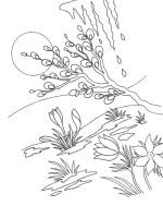 Ausmalbilder, Malvorlagen von Frühling kostenlos zum ...
