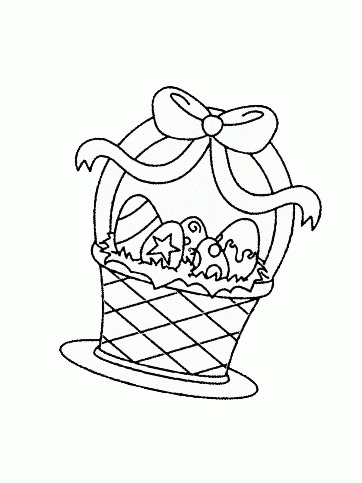 Ausmalbilder Malvorlagen von Ostern kostenlos zum