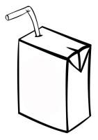 Ausmalbilder, Malvorlagen – Getränke kostenlos zum ...