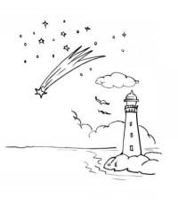 35 malvorlagen leuchtturm ausdrucken - besten bilder von