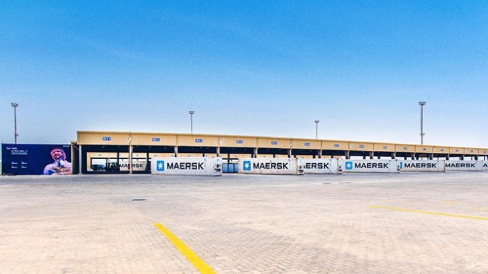Maersk Integrated Logistics Hub