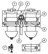 Racor Marine Turbine Series 75/500MAX, 75/900MAX, 75