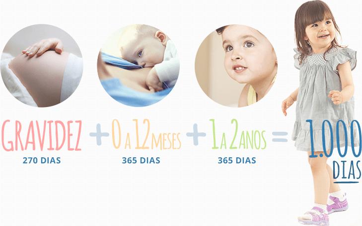 Nutrição Materno infantil- os 1000 dias do bebê