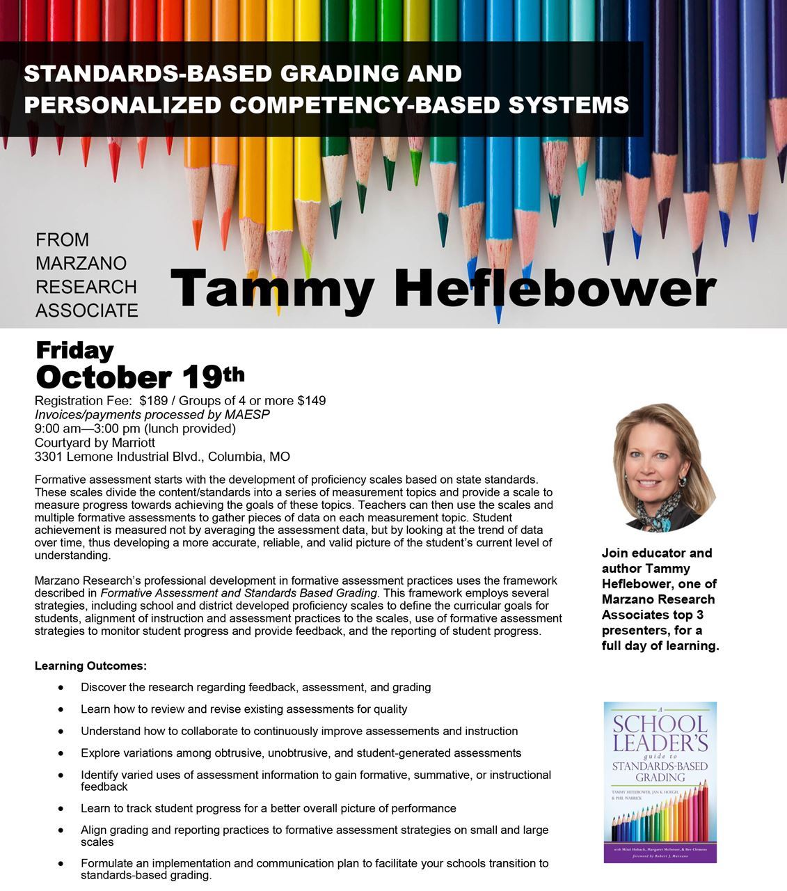 From Marzano Research Associates - Standards-Based Grading And Personalized  Competency-Based Systems