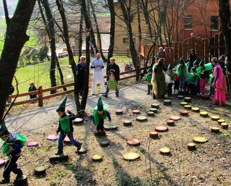 Colleincanto: parco ludico didattico ideale per gita scolastica o gita in famiglia