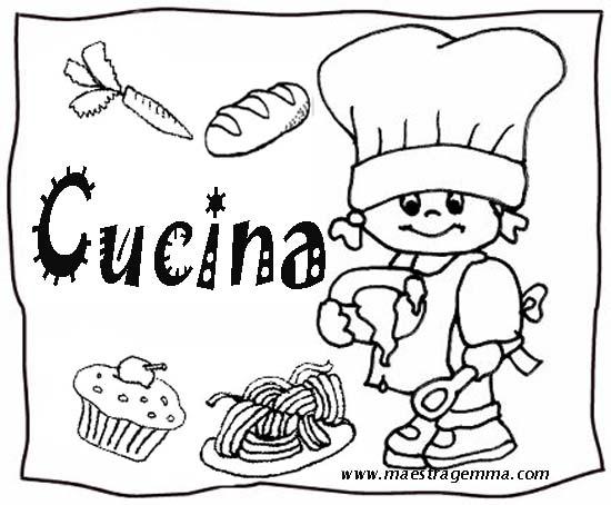 Disegni Per Cucina BU01  Pineglen