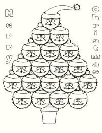 Maestra Mary Schede Di Natale Da Colorare Immagini Di