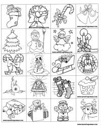 Tombola degli animali da colorare tombola di natale da colorare bambini pagina 6 for Tombola di natale da stampare