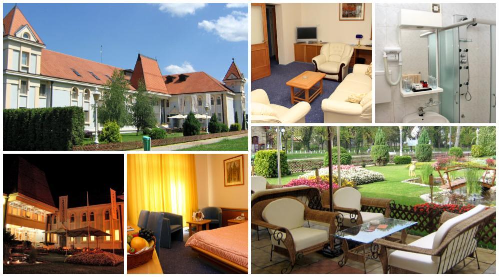Hotel PREZIDENT Palic