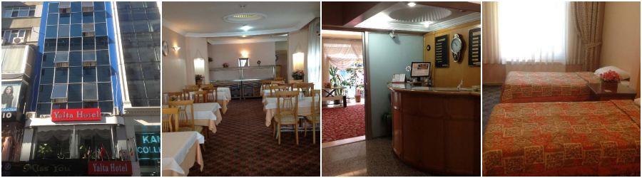 Hotel YALTA Istanbul