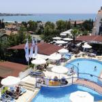 Hotel JOKER SIDE HILL SUITE Side Turska