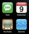 Aplicaciones del iPhone