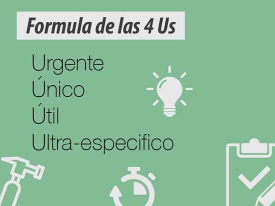 Las 4 Us