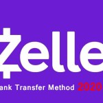 Zelle Bank Transfer Method 2020