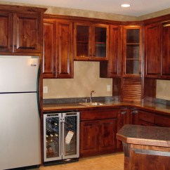 New Kitchen Island Bars Kitchens Maetzold Homes Inc With Wood Cabinets Stone Countertops And Stainless Steel Appliances