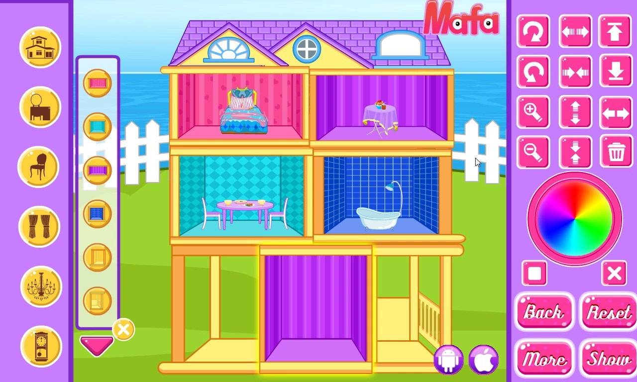 Full Decoration House Games