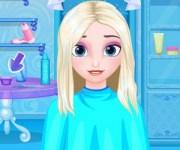 frozen hairstyle design