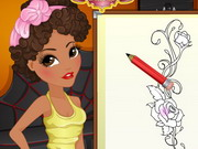 Inked Up Tattoo Shop 2 Play The Girl Game Online