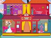 Barbie New House Decoration Games Baby Shower Safari Autumn Party Ideas Altar