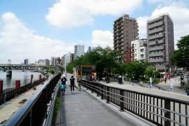 Asakusa (au bord de la rivière)