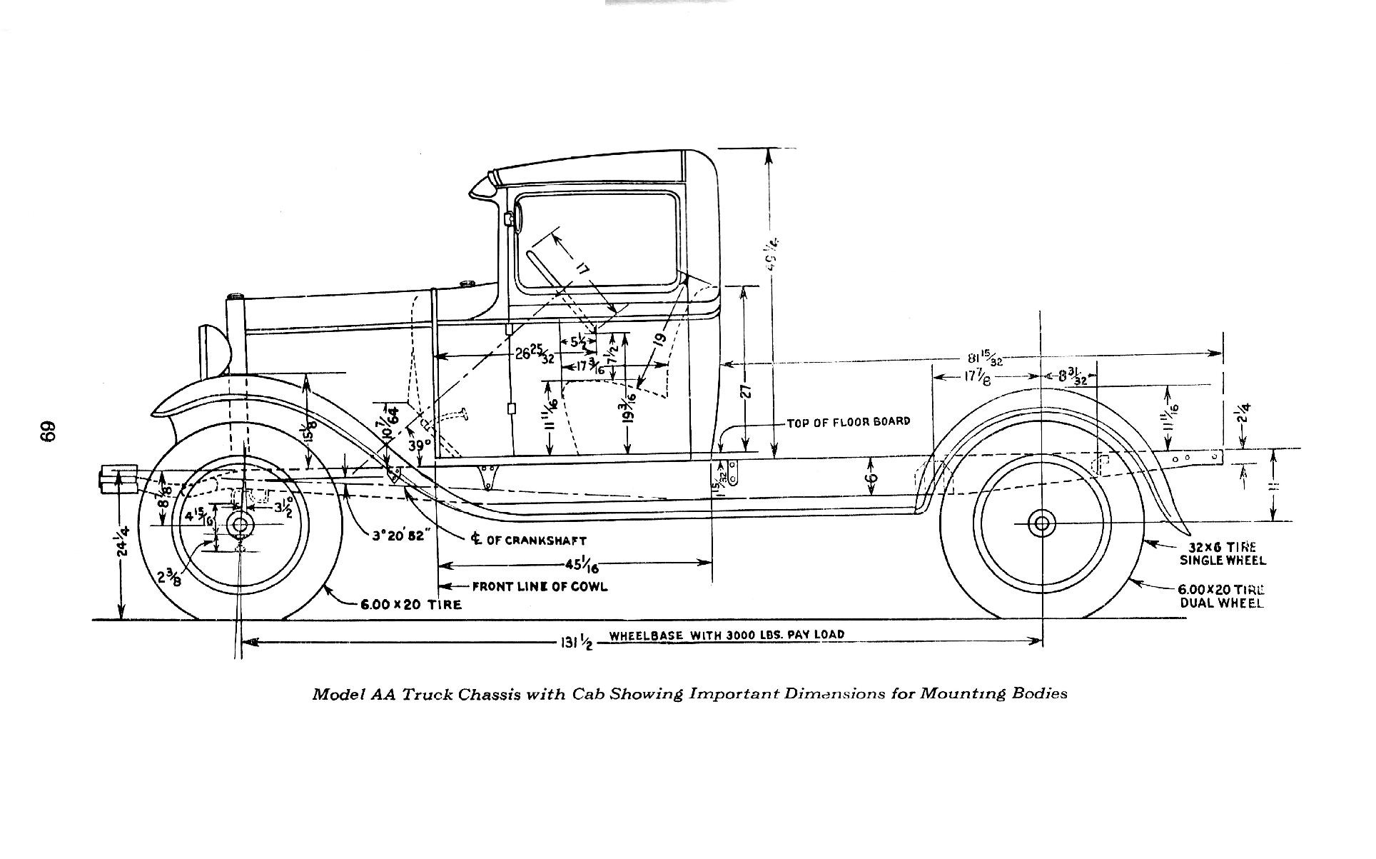 Wiring Diagram PDF: 1931 Model A Engine Diagram
