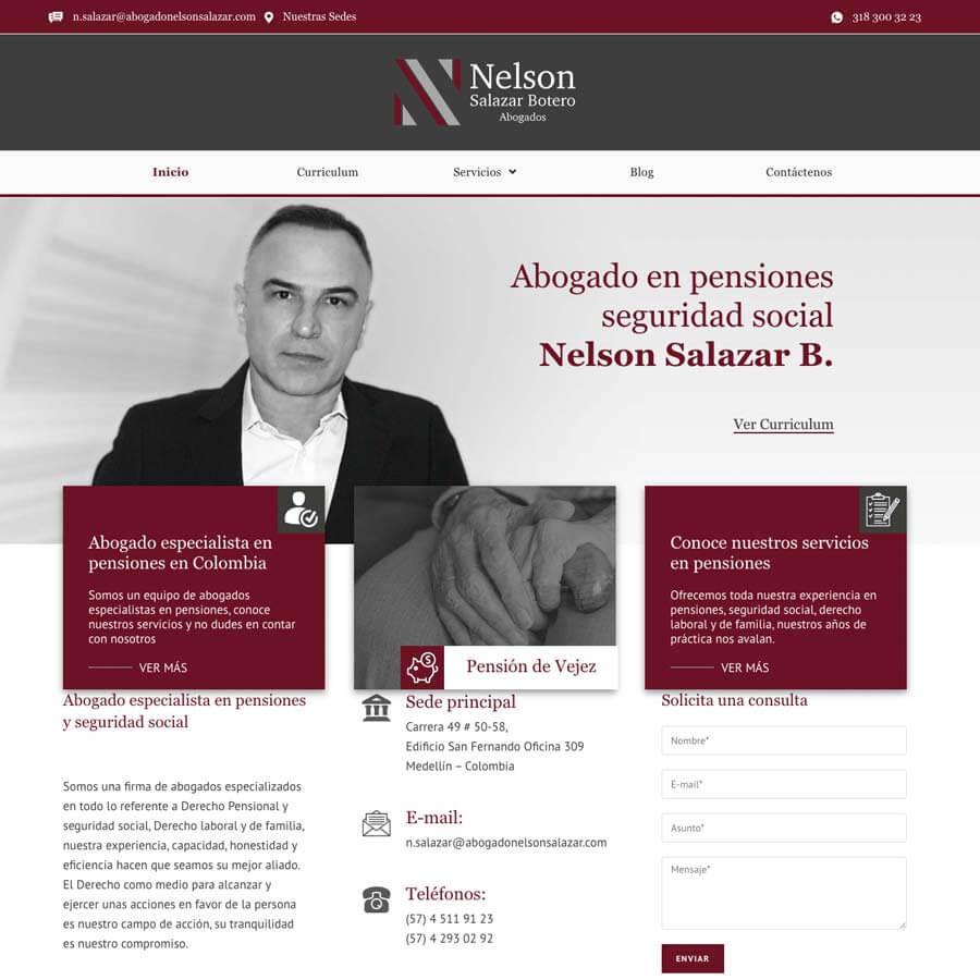 Nelson Salazar Abogado
