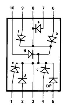 display-7-segmenti-catodo-comune