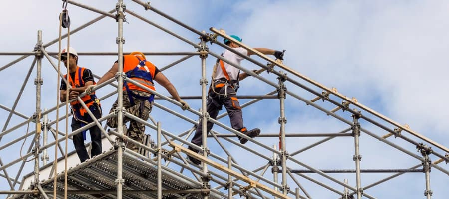 Top Five Work Safety Violations Cited By OSHA In 2018
