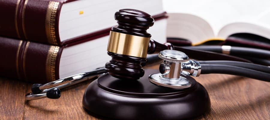 Professional Negligence In Maryland Medical Malpractice Case