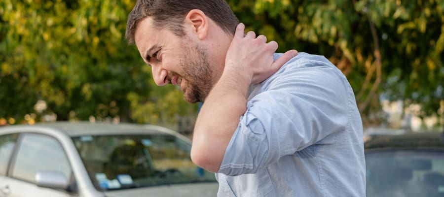 Getting Compensation For Whiplash After A Baltimore County, MD Car Accident
