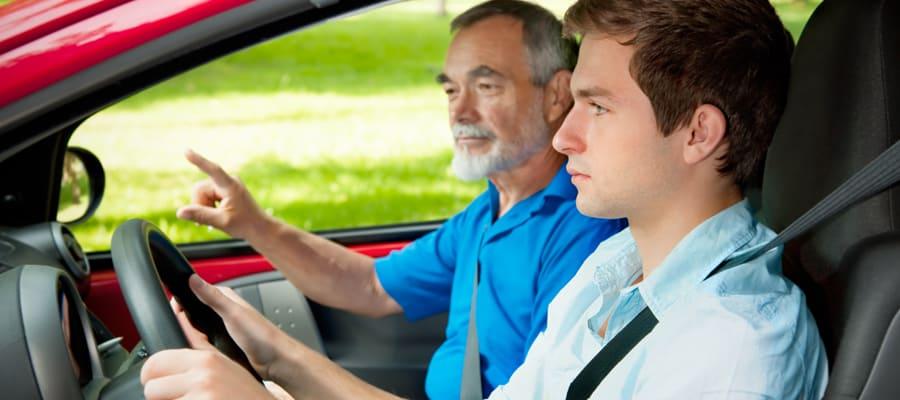 Parent-Teen Driving Contract