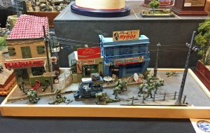 A very attractive Vietnam diorama