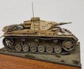 Self Isolation Workshop – Mark Ford's Panzer III 'H'