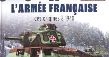 Book Review – Tous les Blindés de L'Armeé Française des orgines à 1940