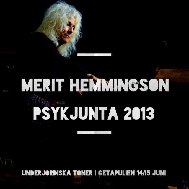 Merit Psykjunta 2013