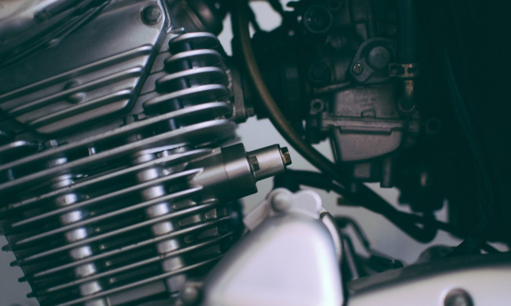 motorcycle petrol engine poll