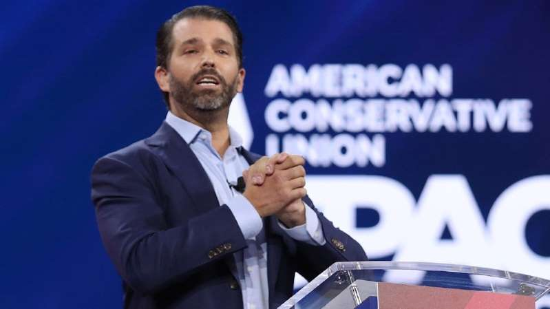 Donald Trump Jr: There are 'plenty' of GOP incumbents who should be challenged