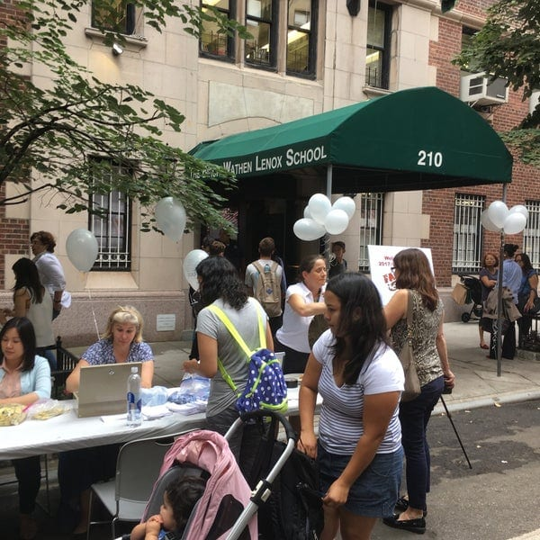Birch Wathen Lenox School is on the Upper East Side of NYC.