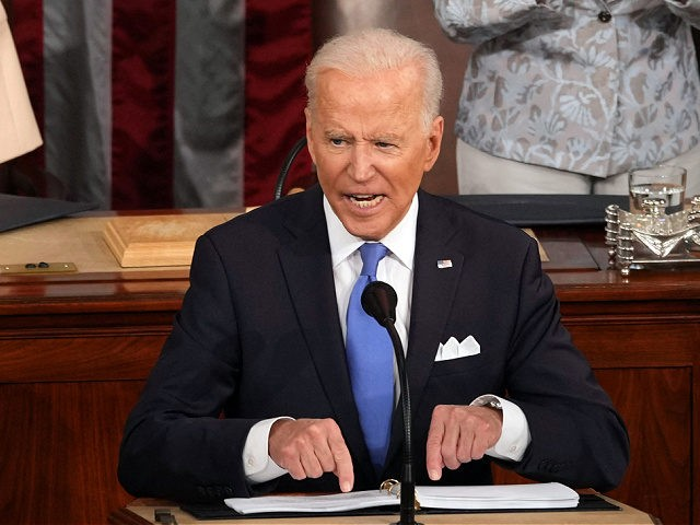 Joe Biden's Congressional Address Was an Anti-Vaccine Infomercial