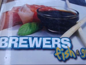 Brewers Fish & Grill