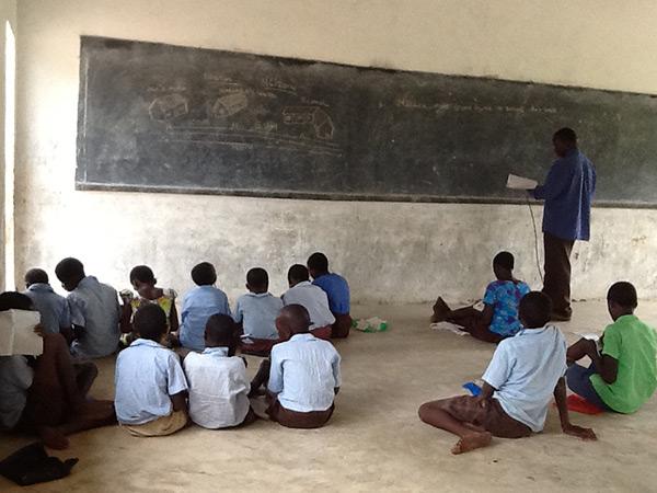 Basic education class
