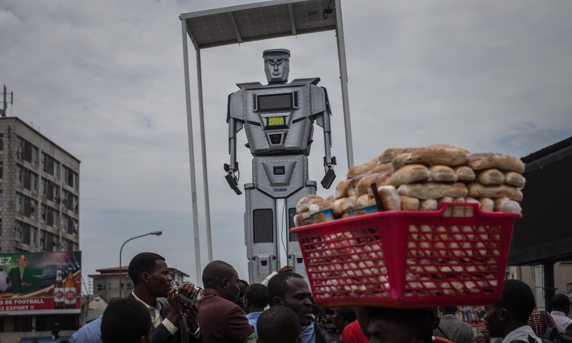 African Robocop