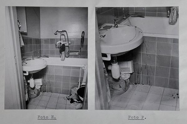 Polisens bilder fran badrummet