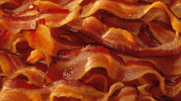 Mannen som köpte bacon för drygt 100 000 kronor kilot