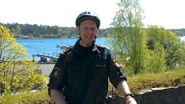 Svensk polis är Sveriges bästa polis