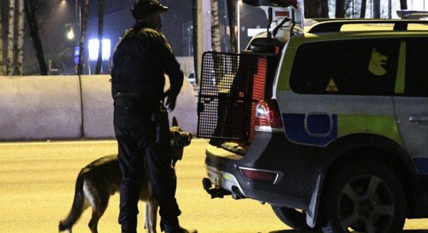 När poliser gör polisarbete