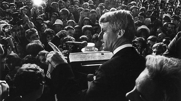 Mordet på Bobby Kennedy del 3: CIA på plats