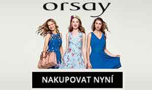 Slevy oblečení Orsay