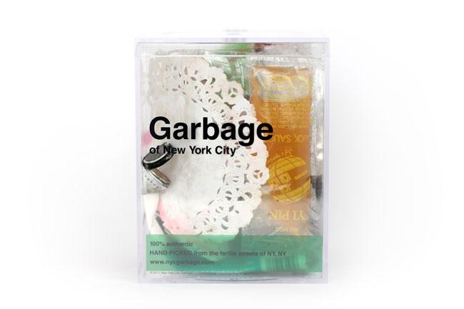 Kunst Mit New Yorker Stadtmüll: »Ist Das Müll Oder Kann